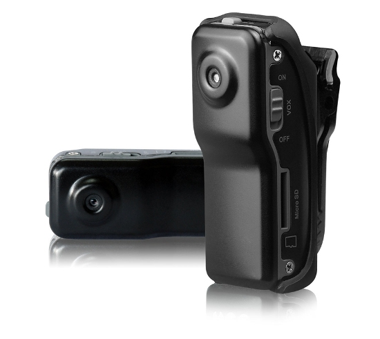 Secuvox™ Thumb Size Super Mini Color Video Audio Camcorder