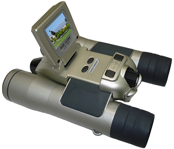 BetaOptics® 12.0MP Digital Binocular Video Camera