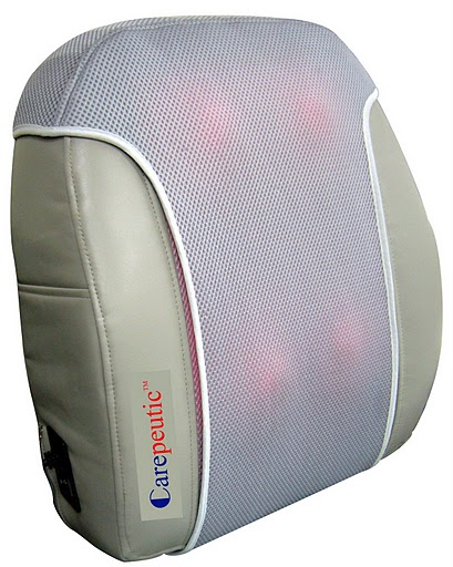 Carepeutic� Deluxe Hand-Touch Infrared Kneading Massager