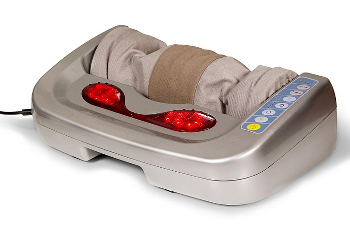 Carepeutic� Total-Fit Foot & Legs Rolling Massager