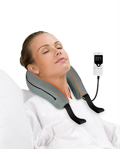Carepeutic® Swedish 3D Vitality Kneading Neck Massager