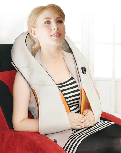 Carepeutic® Deluxe Swedish Shiatsu Full Body Massager