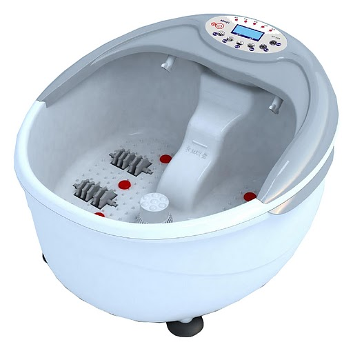 Carepeutic™ Deluxe Deep Surf Foot Spa Pro