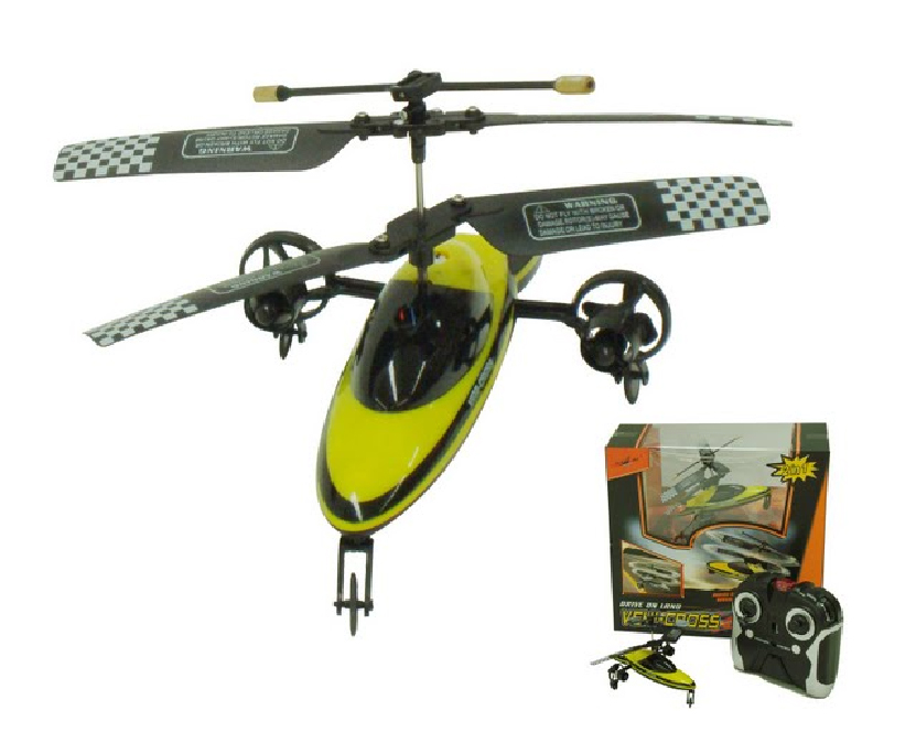 Radio Control Helicopter Street Cruiser
