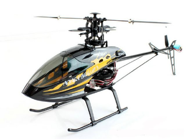 2.4GHz 6 channels Radio Control Helicopter