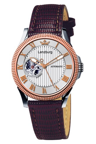 Lenzburg™ Swiss Design Automatic Watch - Click Image to Close