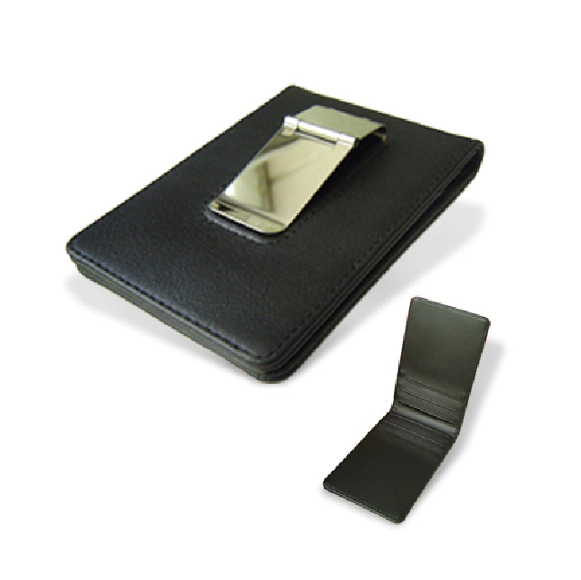 Lenzburg™ Money Clip & Card Holder