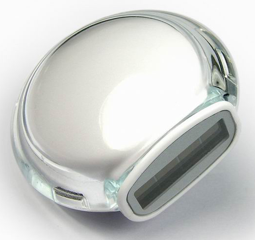 Carepeutic™ Solar & Battery Powered Smart Pedometer